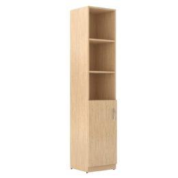 Шкаф колонка с глухой малой дверью SR-5U.5(L/R)Light