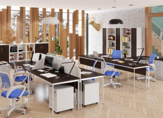 Обновление коллекции офисных столов IMAGO_S