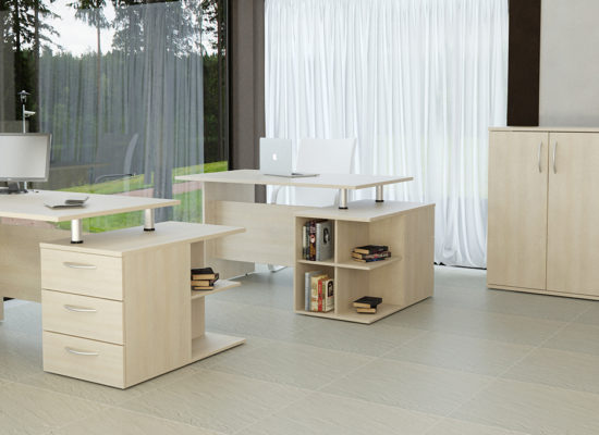 Мебель для офиса эконом вариант