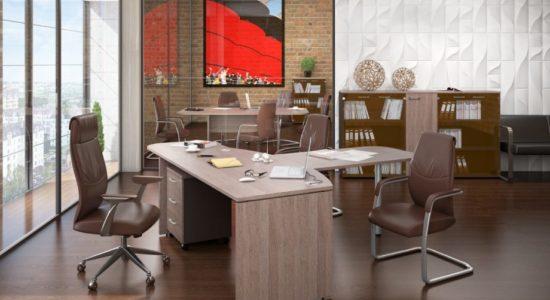 Офисная мебель СПб